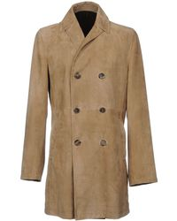 Dunhill - Overcoat - Lyst