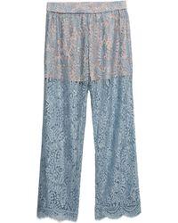 TWINSET UNDERWEAR Pijama - Azul