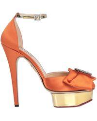 Charlotte Olympia Zapatos de salón - Rosa