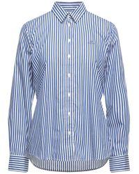 GANT Camisa - Azul
