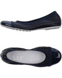 Love - Ballet Flats - Lyst