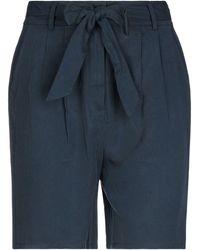 Ichi Shorts & Bermuda Shorts - Blue