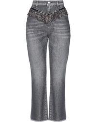 Pinko - Pantalon en jean - Lyst