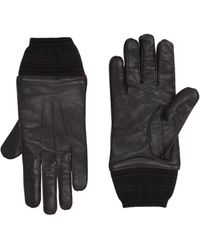 Paul Smith Gloves - Brown