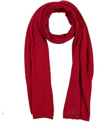 Blumarine Oblong Scarf - Red