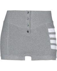 Thom Browne Shorts - Grey