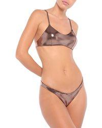 VOI SOLA Bikini - Marrone
