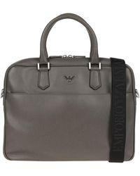 Emporio Armani Handbag - Grey