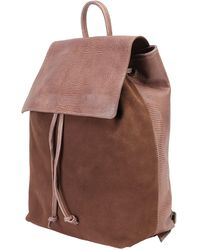 Caterina Lucchi Backpacks & Bum Bags - Brown