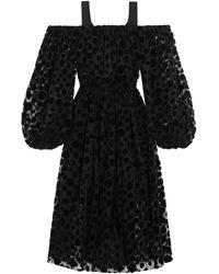 Paskal Knee-length Dress - Black