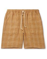 Nanushka Shorts & Bermuda Shorts - Natural