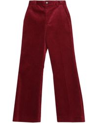 Marc Jacobs Pants - Red