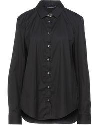 Aquascutum Camisa - Negro