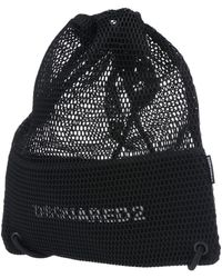 DSquared² Backpacks & Fanny Packs - Black