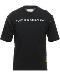 Youths in Balaclava T-shirt - Noir