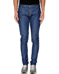 Williamsburg Garment Company - Denim Pants - Lyst