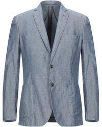 Barbour Suit Jacket - Blue