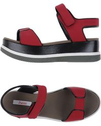 Jucca Sandals - Red