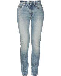 Helmut Lang Denim Pants - Blue