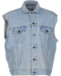 Levi's Denim Outerwear - Blue