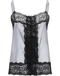 Dolce & Gabbana - Sleeveless Undershirt - Lyst