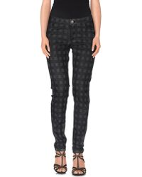 Woolrich Denim Trousers - Black