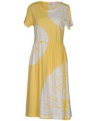 YMC - Knee-length Dresses - Lyst