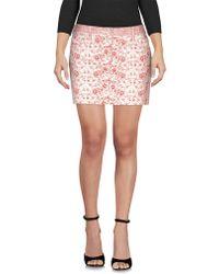 Armani Jeans - Denim Skirt - Lyst