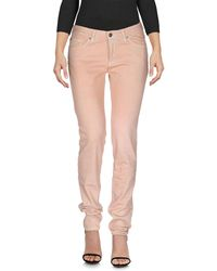 See By Chloé Denim Trousers - Pink