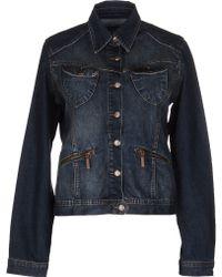 Krizia Jeans - Denim Outerwear - Lyst
