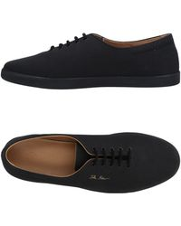 The Row Low-tops & Sneakers - Black