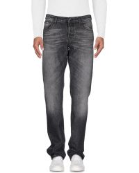 Gucci Denim Pants - Gray