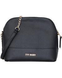 182285bf9a Lyst - Converse Shoulder Bag in Black