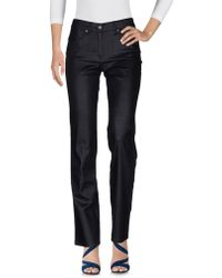 CK Calvin Klein - Denim Trousers - Lyst