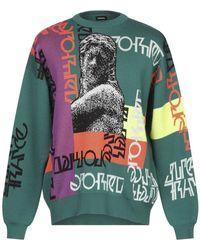 DIESEL K-nox Sweater - Green