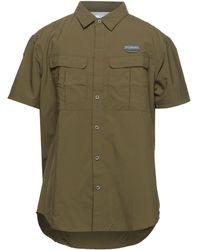 Columbia Shirt - Green