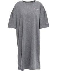 Champion Short Dress - Grey