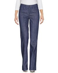 Strenesse | Denim Trousers | Lyst
