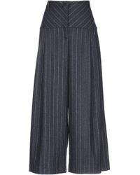Trussardi Casual Trousers - Blue