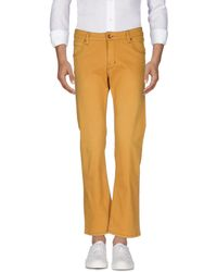 Volcom - Denim Trousers - Lyst