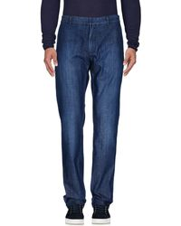 Balmain Denim Pants - Blue