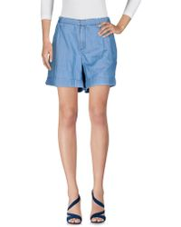 Tommy Hilfiger - Denim Shorts - Lyst