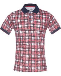 Domenico Tagliente Polo Shirt - Red