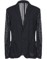 Daniele Alessandrini Suit Jacket - Blue