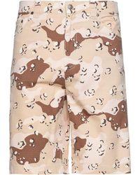 Karlkani Shorts & Bermuda Shorts - Natural