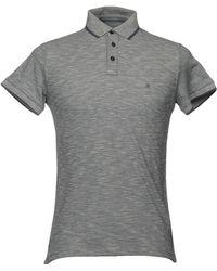 Wrangler Polo Shirt - Gray