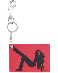 Calvin Klein Key Ring - Red