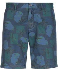 Tommy Hilfiger Bermudashorts - Blau