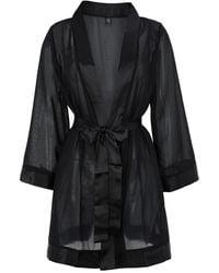 Bluebella Robe de chambre - Noir