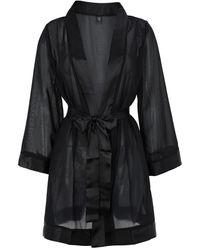 Bluebella Dressing Gown - Black
